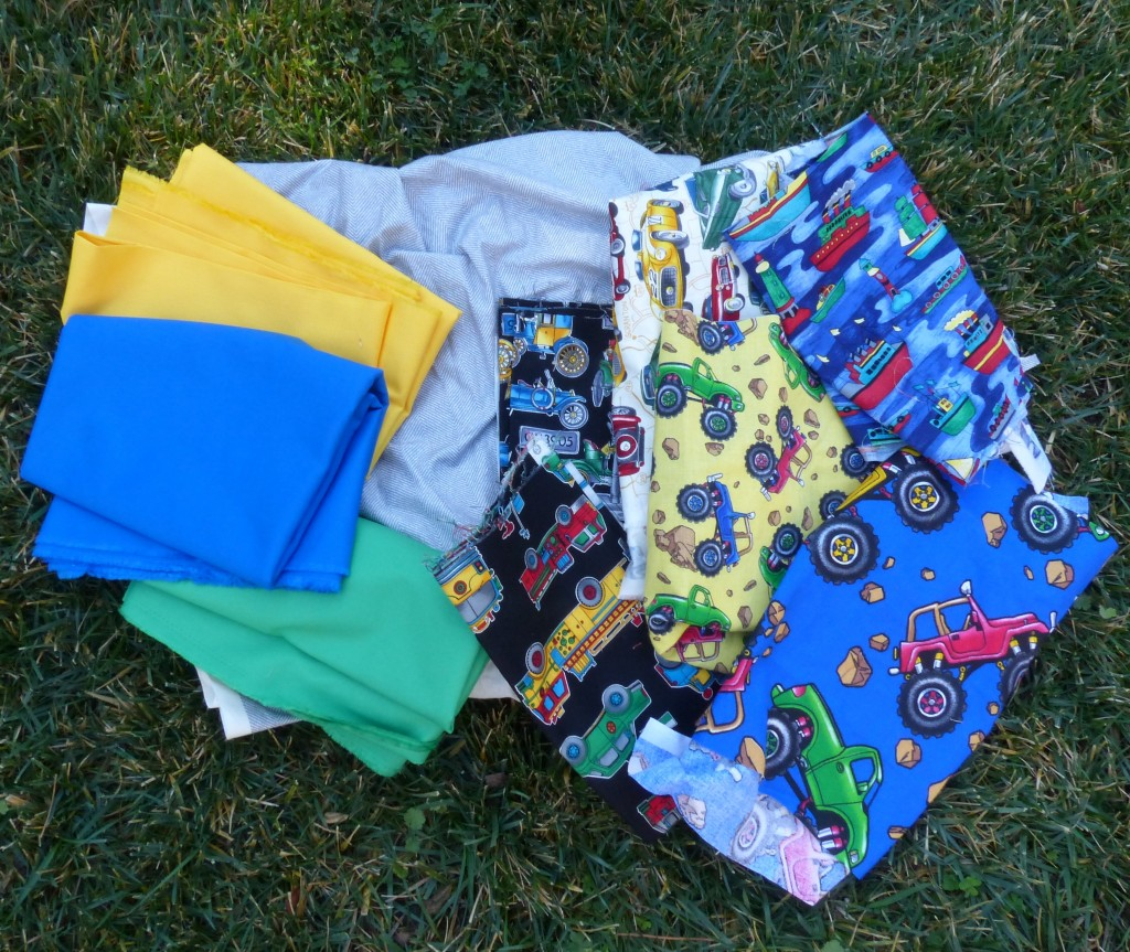 Fabrics for ModOlive