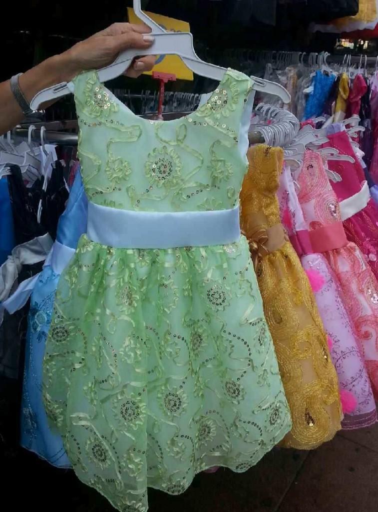 First good option, flower girl dress