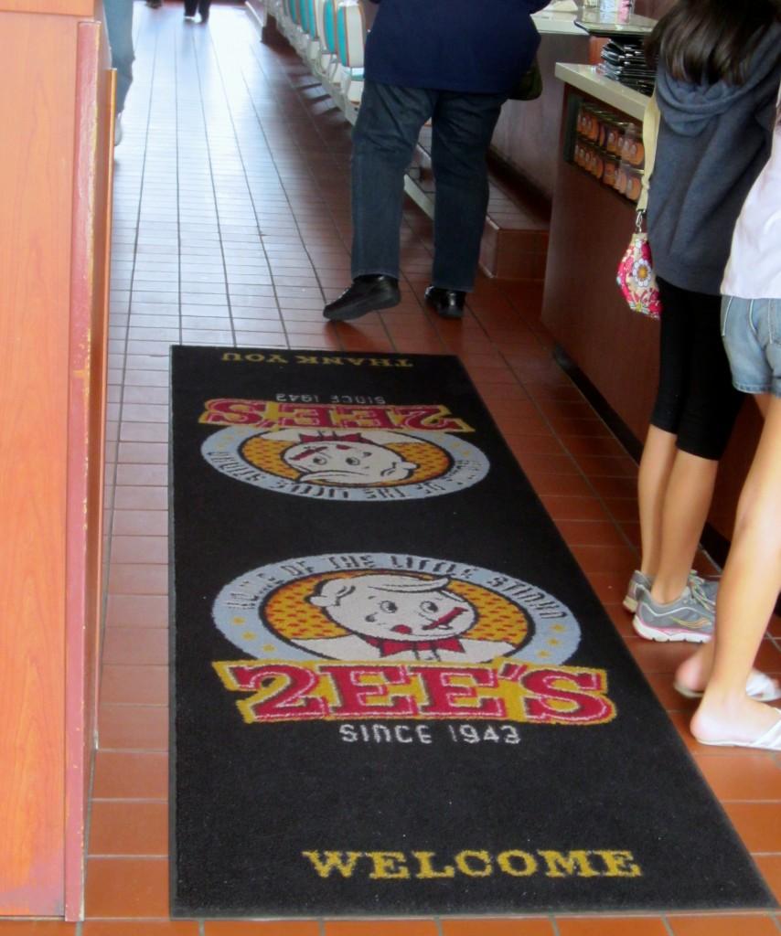 Twohey's doormat