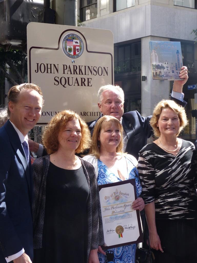 John Parkinson Square