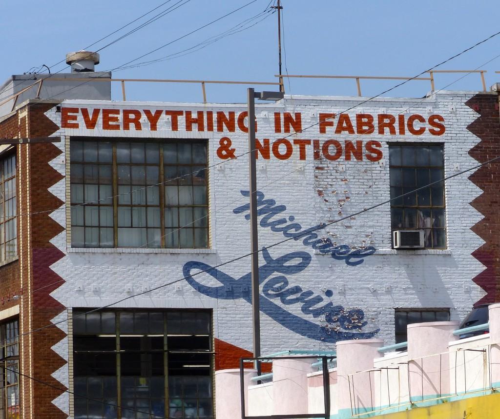 Michael Levine Fabric