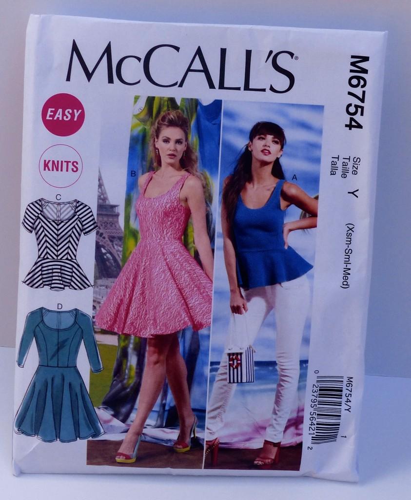 McCall's 6754