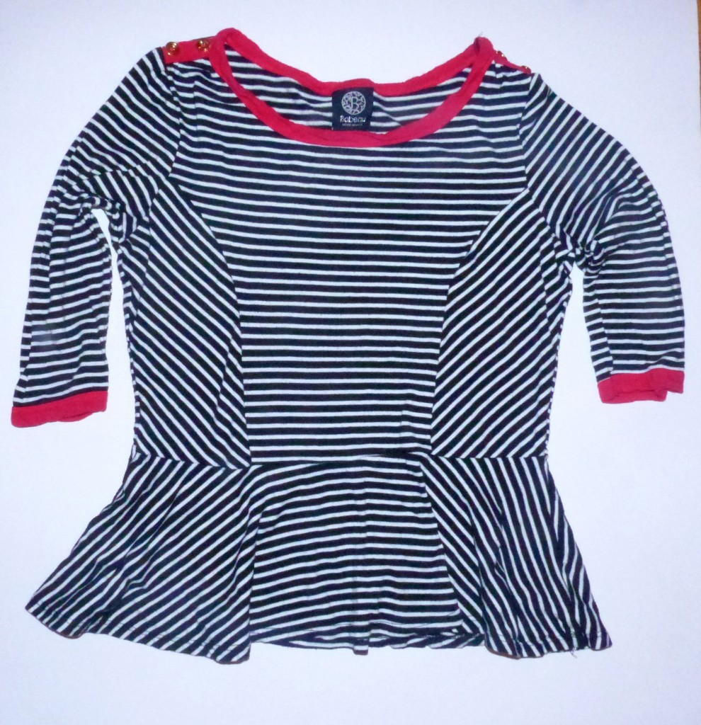 RTW stripped shirt