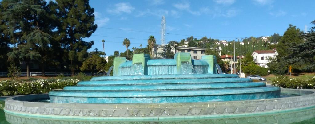 William Mullholland Memorial Fountain