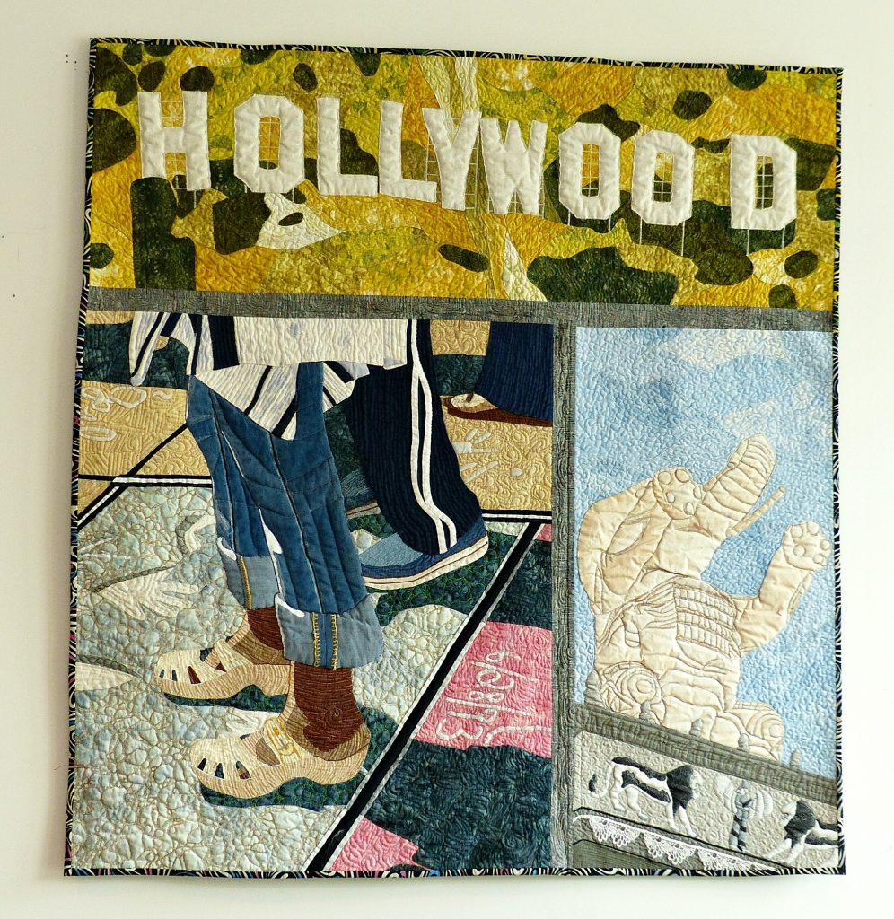 Hollywood and Highland, LInda Stone
